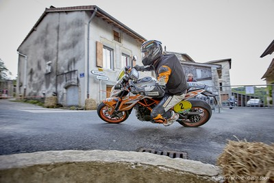 Laurent FILLETON KTM Team pour une 3ème place au rallye du Dourdou
