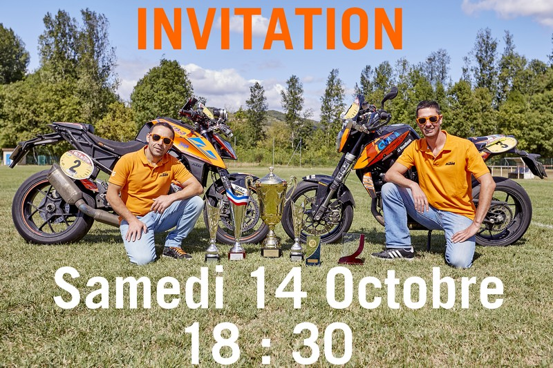 invitation champions de france des rallyes routiers 2017