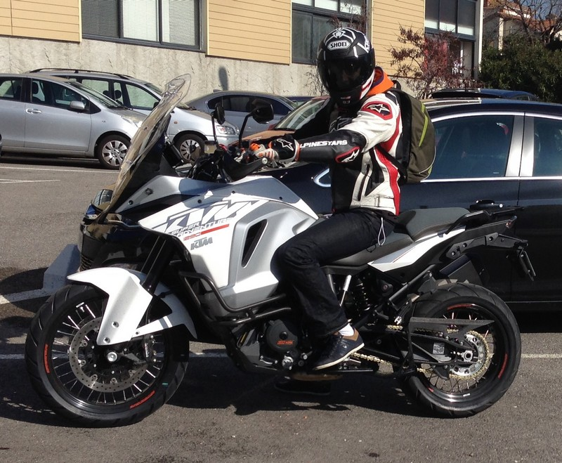 avis ktm 1290 super adventure de sam et marc