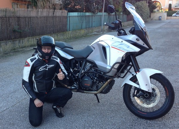 Avis KTM 1290 super adventure par Marc