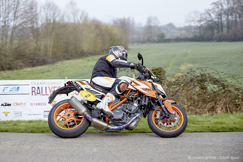 LAURENT FILLETON KTM TEAM FRANCE - CTM83 AU RALLYE DE LA SARTHE KTM 2016