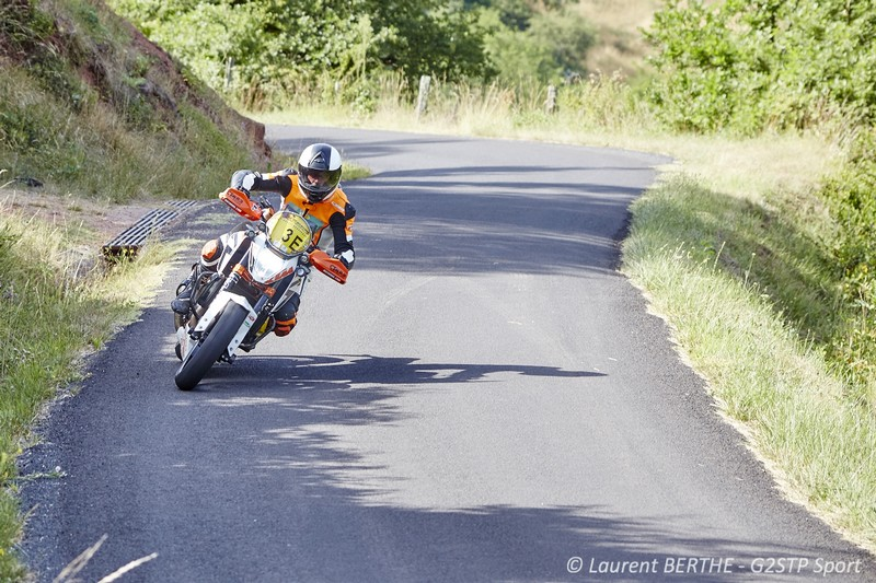 florent derrien ktm team france sur ktm 690 duke r avec ctm 83