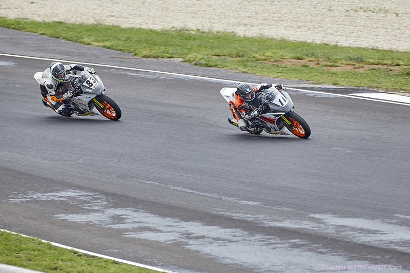 KTM RC 390 CUP avce CTM 83
