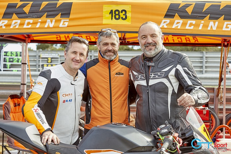 victoire ktm 250 rc Endurance 25 Power 2017 3 heures endurance du luc team ctm 83
