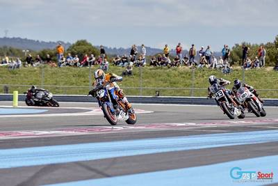 "1ERE PARTICIATION PROTWIN POUR KTM 1290 SUPER DUKE R ""READY TO RACE"" AVEC CTM 83"