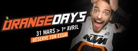 KTM Orange Days essai motos gamme 2017