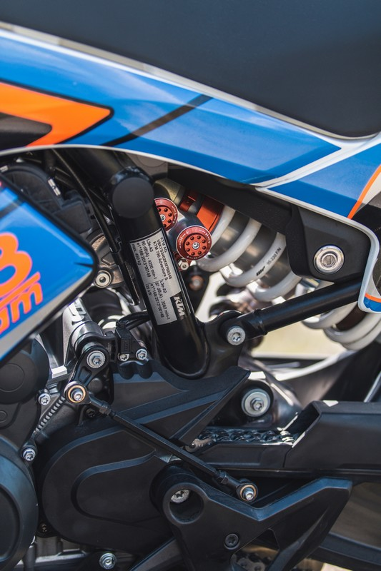 ktm 790 adv wp suspensions